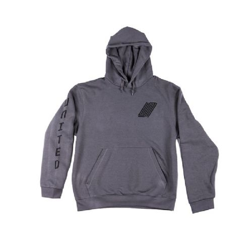 United Reborn Pullover Sweat Dark Grey Small